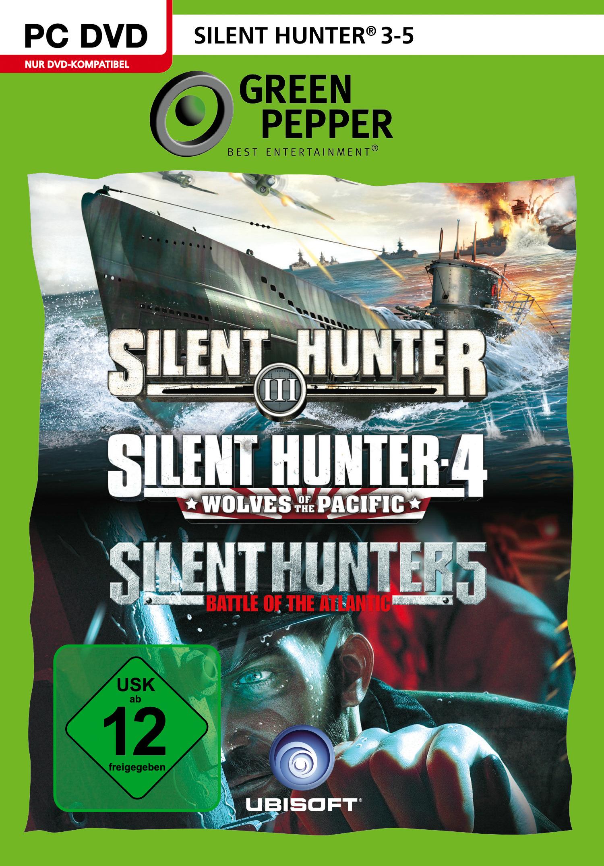 Silent Hunter 3-5