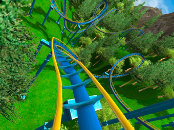 Rollercoaster Tycoon 3 Deluxe Edition