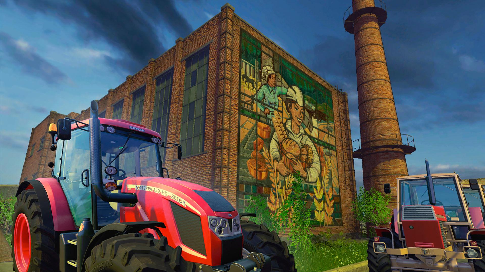 Landwirtschafts-Simulator 15 Gold Edition