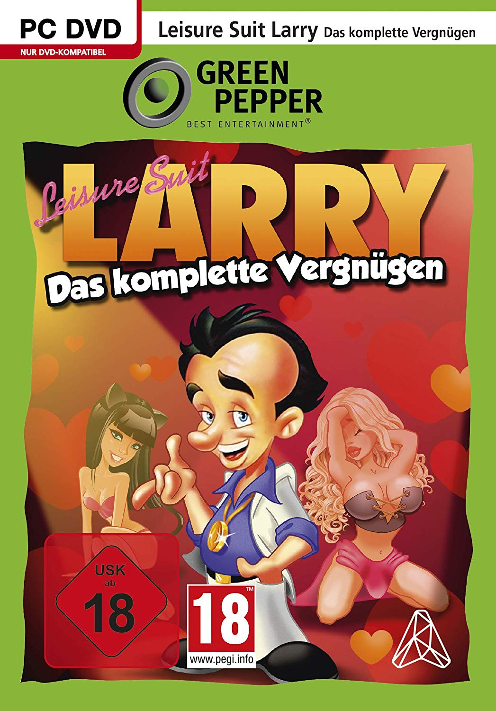 Leisure Suit Larry 1-7 Compilation